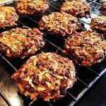 Glutenfri müslibolle – praktisk på travle dage