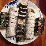 Sushi date night