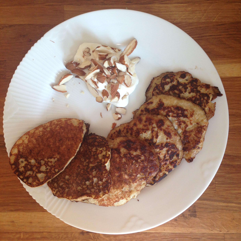 Lette Og Sunde Glutenfrie Pandekager Glutenfrimagi