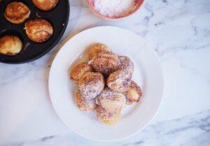 Glutenfri æbleskiver