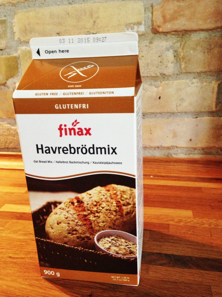 Glutenfri Havrebrødmix