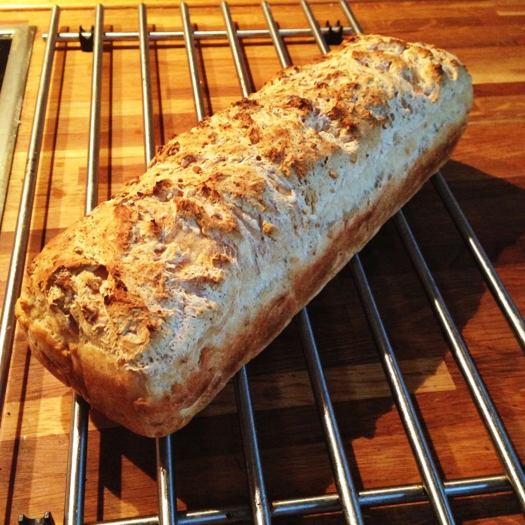 Glutenfri franskbrød