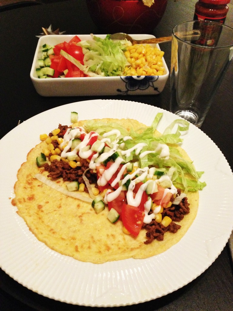 Glutenfri burritos 2
