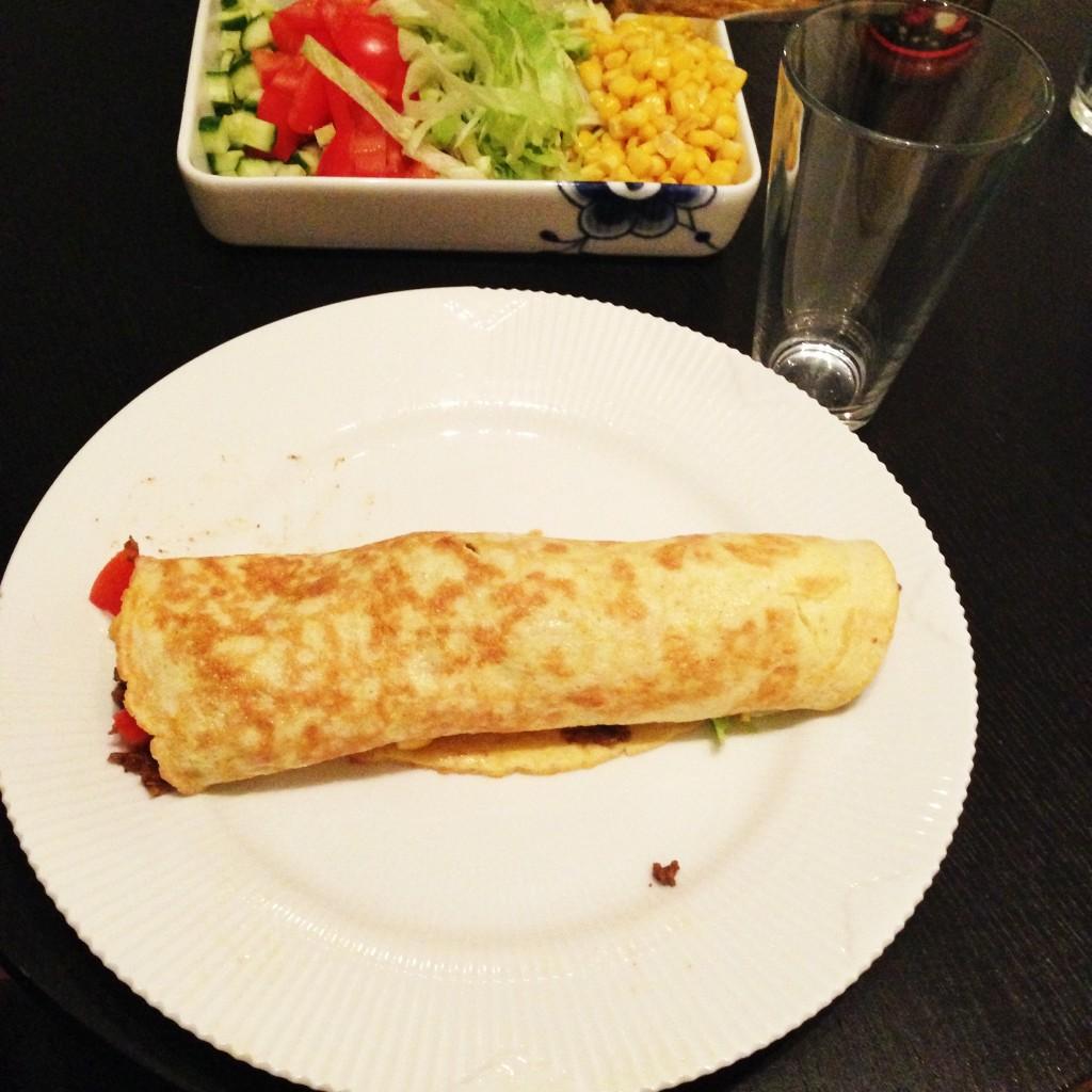 Glutenfri burritos