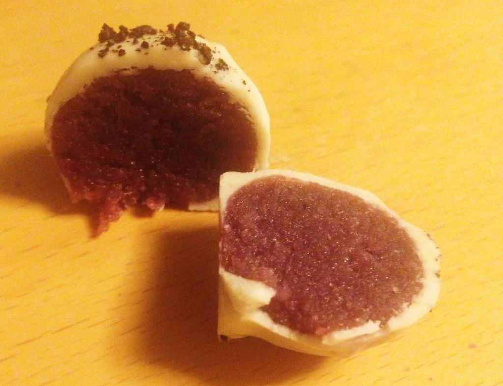 Glutenfri marcipankonfekt