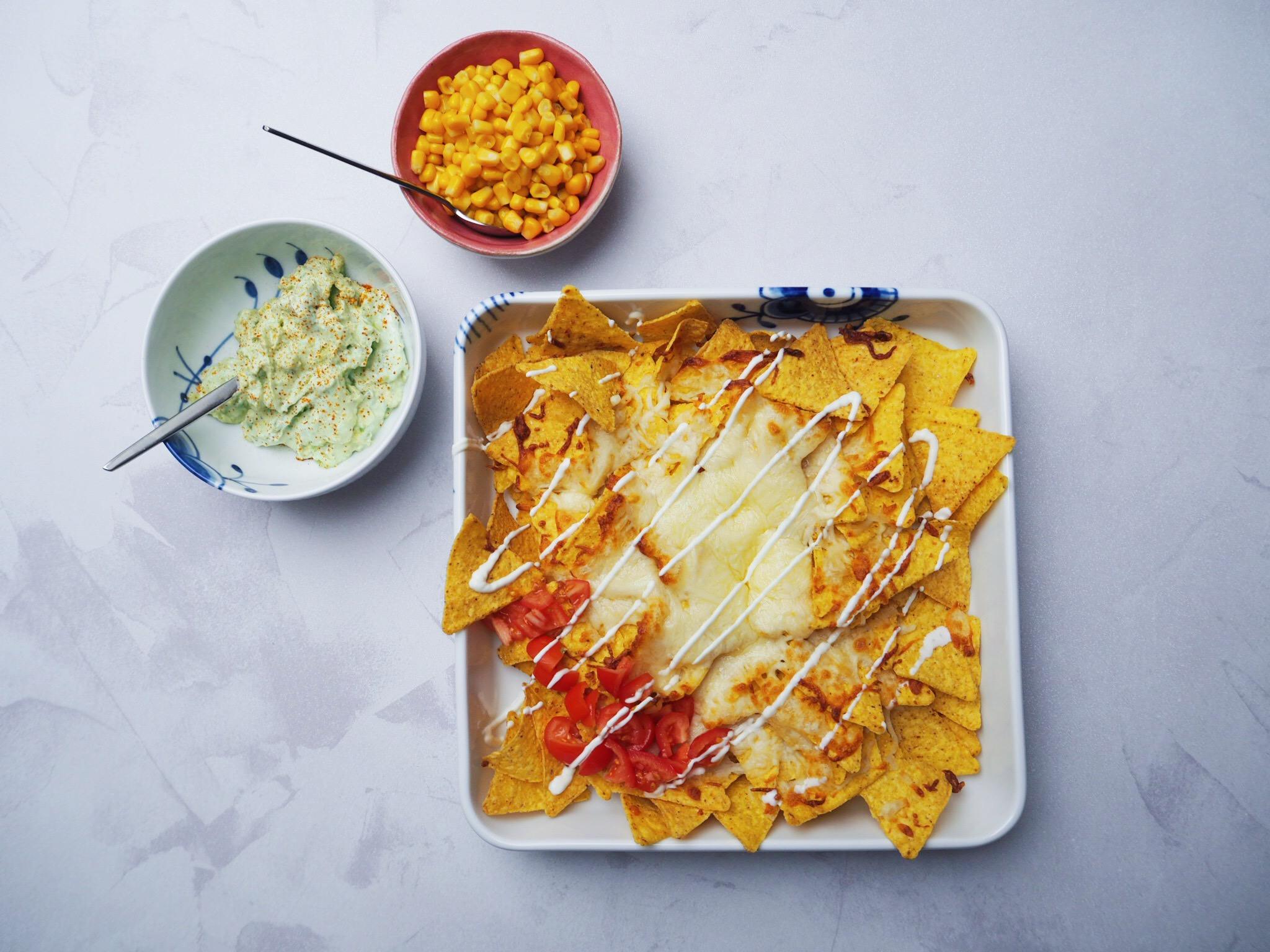 Glutenfri nachos