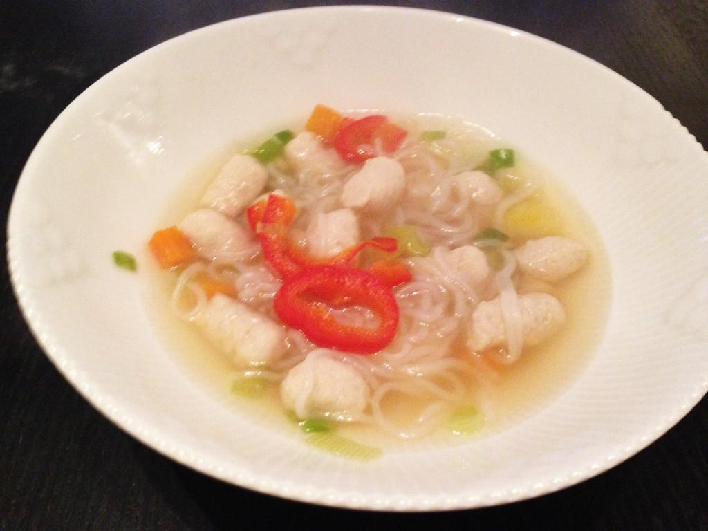 Glutenfri Thai suppe
