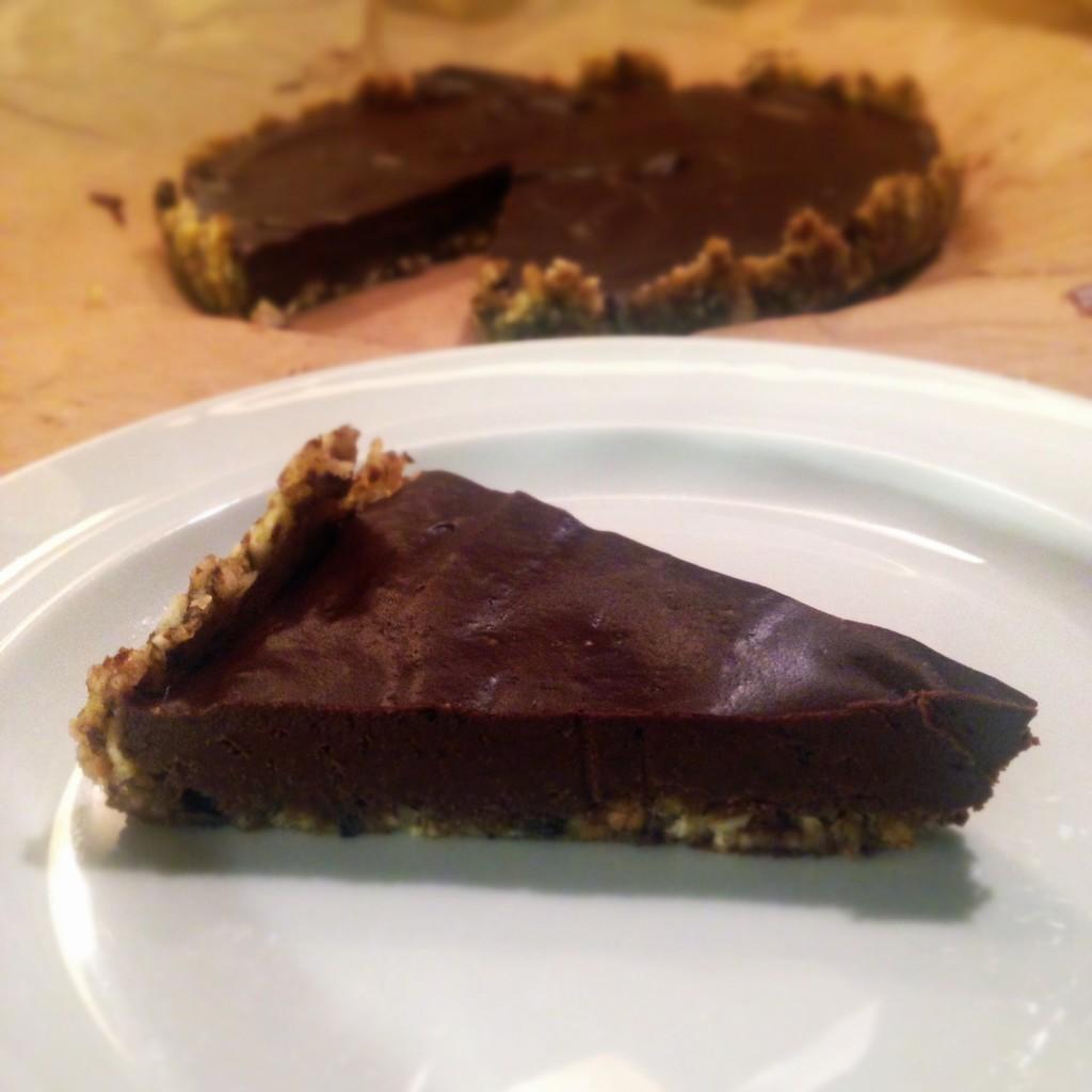 Raw chokoladekage 3