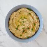Hummus, den sunde snack