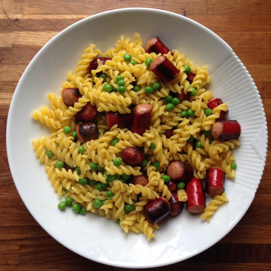 frokost pasta