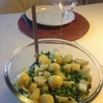 Lun kartoffelsalat