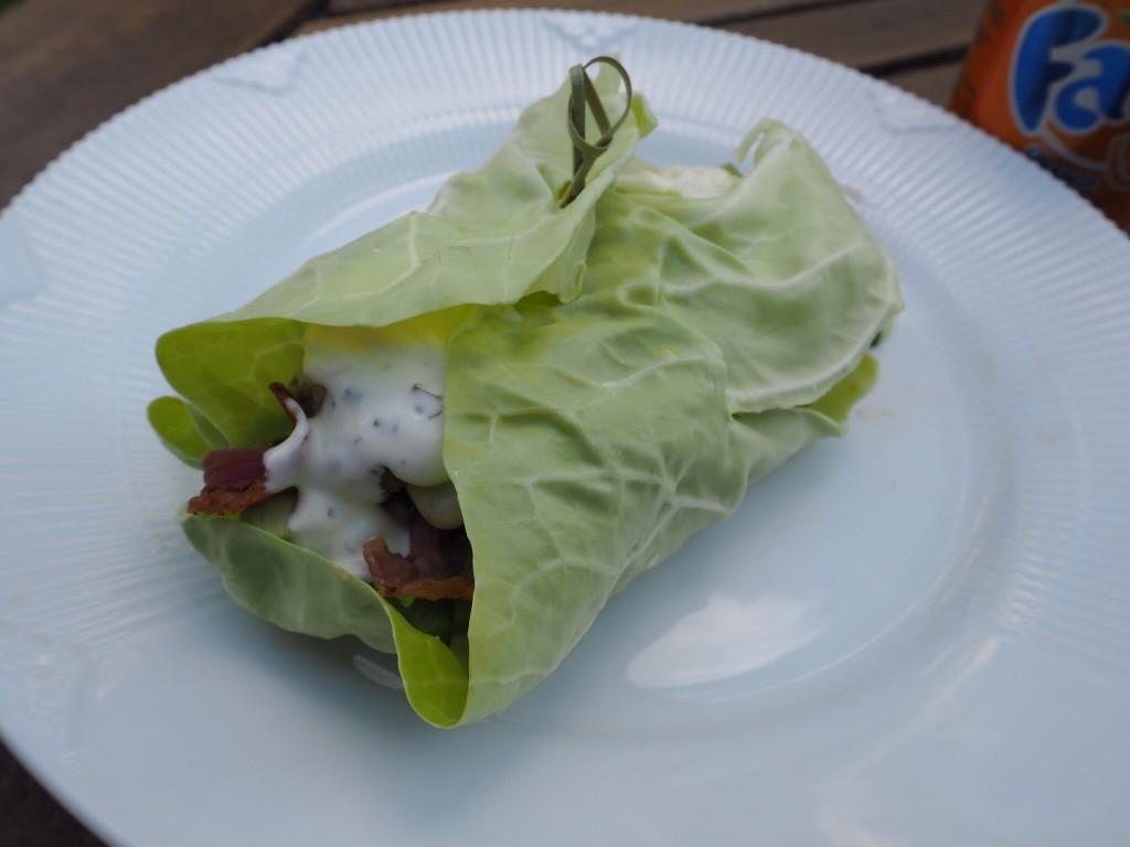 Burgerwrap