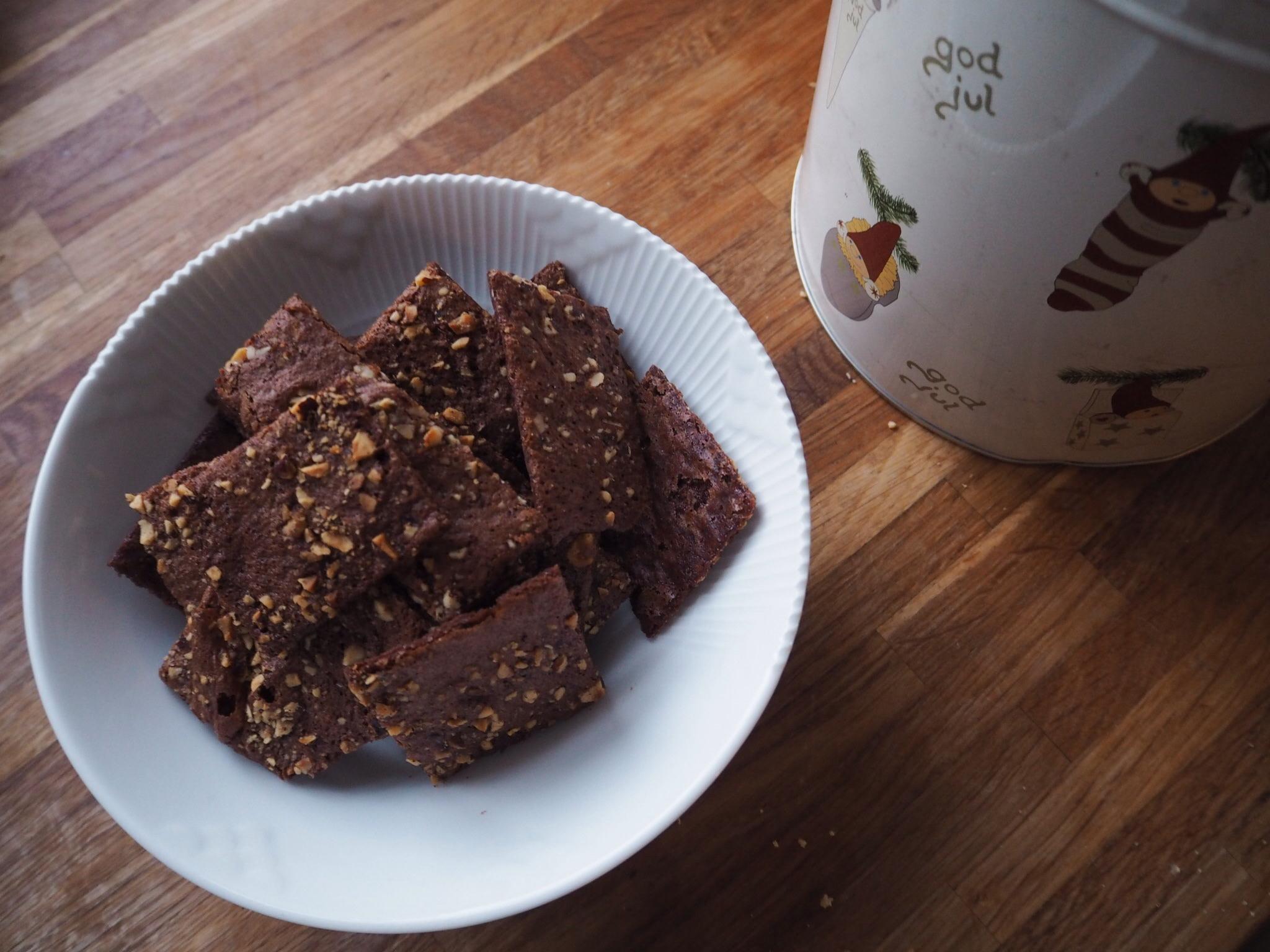 Glutenfri chokoladekager