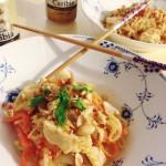 Glutenfri Pad Thai