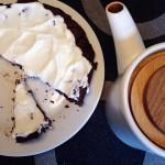 Glutenfri choko-rødbede-kage