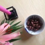 Chokolade mandler