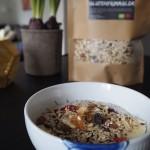 Langsomme morgener og glutenfri müsli