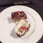 Chokolade sushi – En sjov dessert