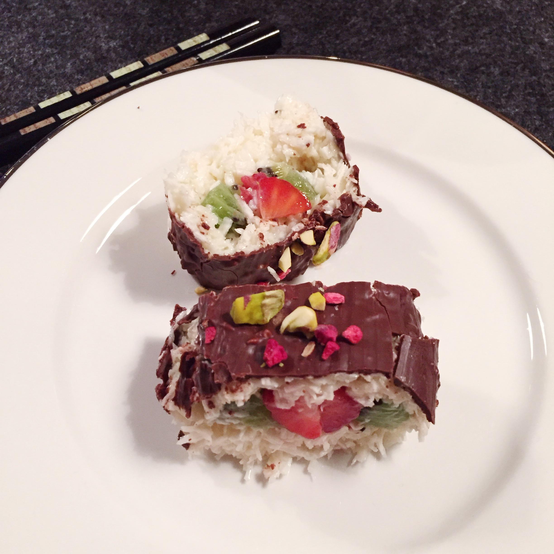 Chokolade sushi