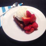 Glutenfri brownie – den svampede slags