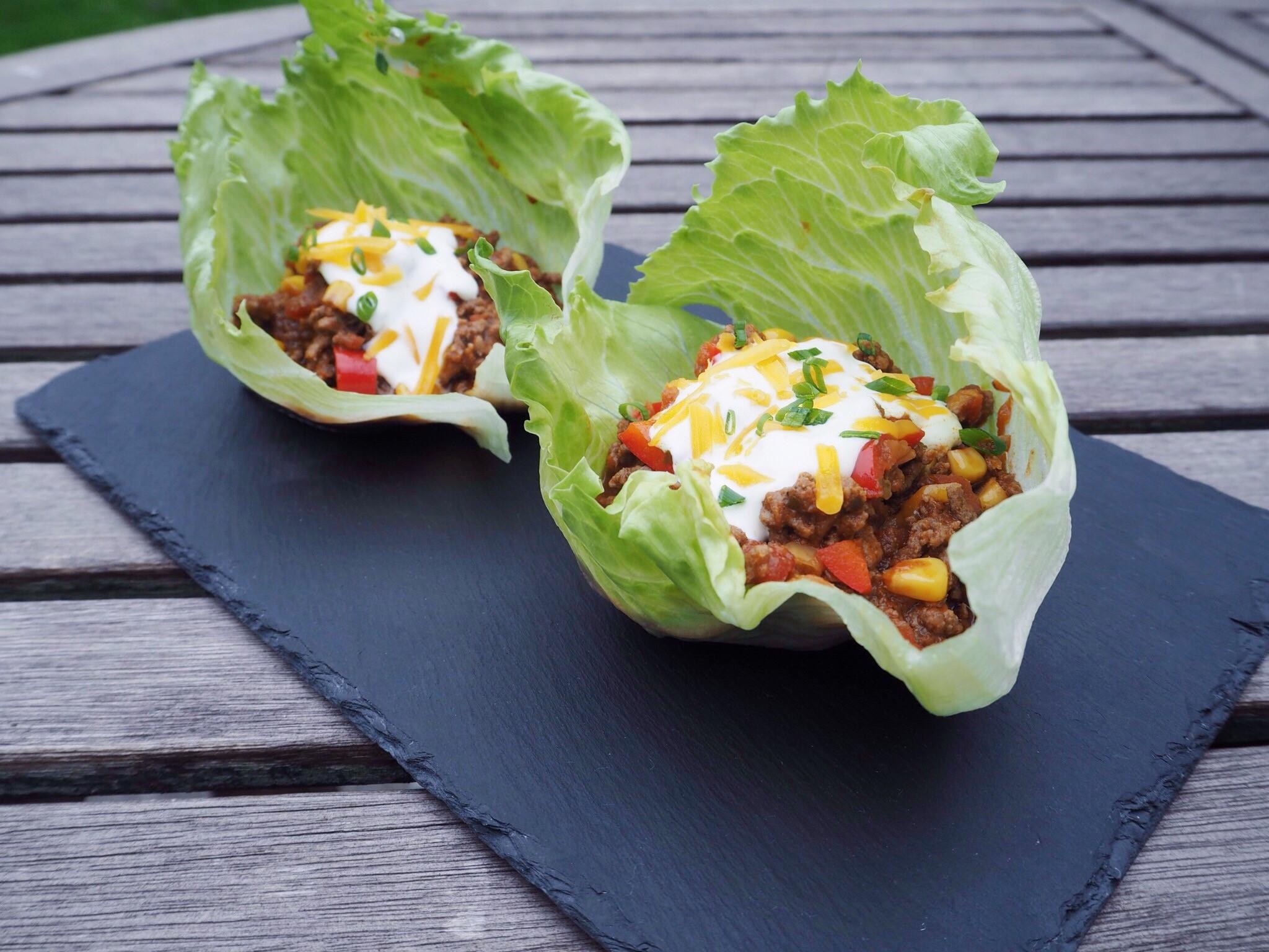 Taco Letuce