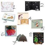 7 bud på en glutenfri julekalender