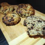 Glutenfri banan-scones