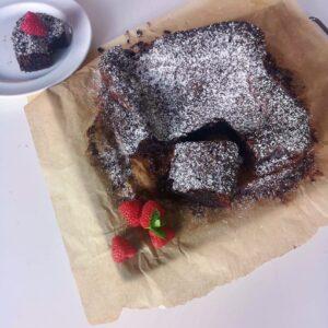 Glutenfri chokoladekage opskrift